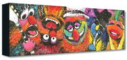 Giclee electric mayhem by Stephen Fishwick 2015 8x24 edition of 1500