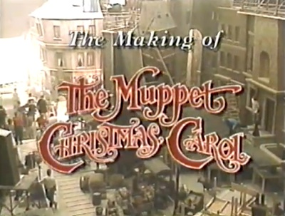 The Muppet Christmas Carol Trailer 1992.The Making Of The Muppet Christmas Carol Muppet Wiki
