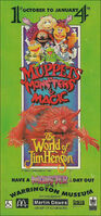 Muppets monsters magic uk flyer3