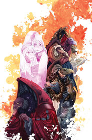 Power of the Dark Crystal 02 Kelly and Nichole Matthews cover textless