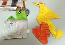Random house paper puppets 4