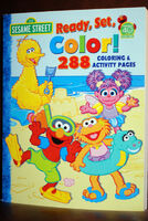ReadySetColorColoringBook