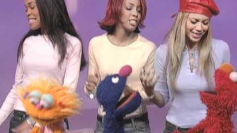 Sesame Street Preview Singing With The Stars DVD