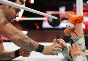 WWE-Raw-SantinoMarella&Beaker-(2011)