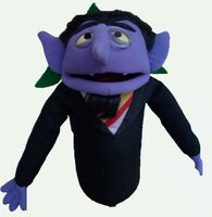 Count puppet