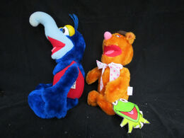 Dakin 1981 gonzo and fozzie plush 1