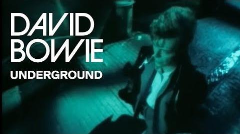 David Bowie Underground