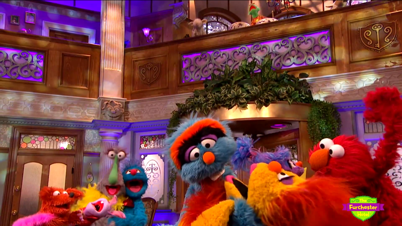 Episode 121: Ballroom Dance Weekend | Muppet Wiki | FANDOM