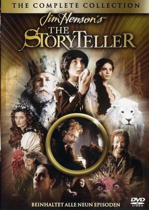 Germanstoryteller-dvd