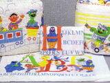 Sesame Street bedding (JP Stevens)
