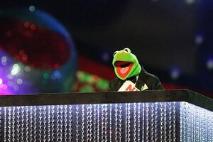 Kermit+the+Frog+on+stage+during+the+2012+NTA+Awards