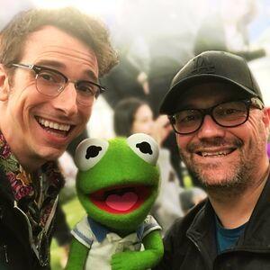 Matt Danner Kermit Matt Vogel