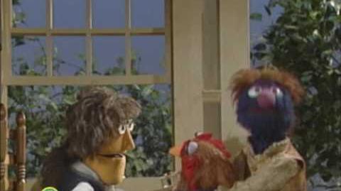 Sesame Street Thomas Jefferson Needs a Quill