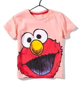 Zara elmo t-shirt 2016