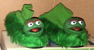 Jc penneys 1973 slippers cookie oscar 1