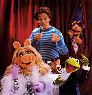 Robin Williams Muppet Magazine