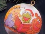 Muppet Christmas ornaments (Hallmark)