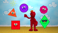 Elmo's World: Shapes