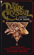 Dark Crystal novel UK cover