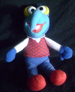 Direct connect 1991 gonzo plush
