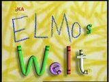 Elmo's Welt