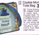 Sesame Street tote bags (JC Penney)