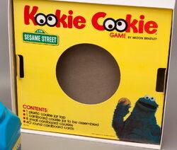 Milton bradley 1980 kookie cookie 3