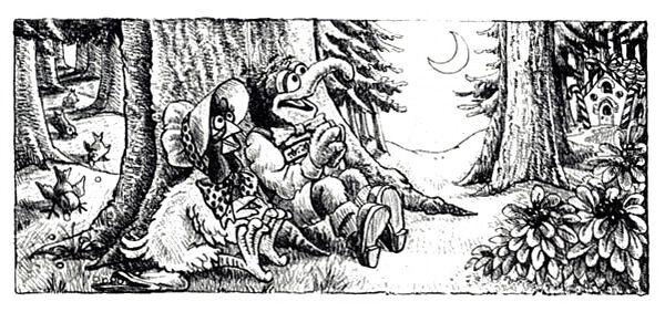 Rowlfbook Gonzo&Camilla-Hansel&Gretel