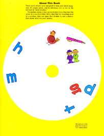 Sesame street word wheels 5
