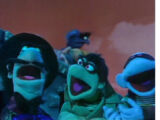 Songs performed by Whatnots on The Muppet Show