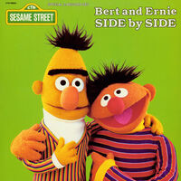 Bert & Ernie: Side By Side
