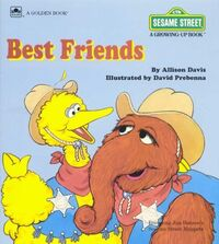 Best Friends (Sesame Street book)