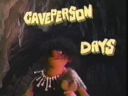 Cavepersondays