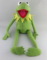 Eden Kermit puppet