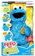 Feed me cookie monster 2018 playskool hasbro 1