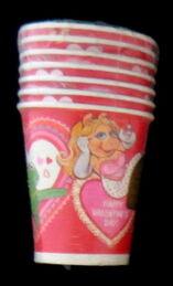 Hallmark valentine cup