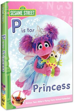 Pisforprincess