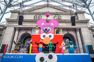 Universal studios singapore sesame street birthday blowout show 5