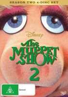MuppetShowSeason2AustralianCover