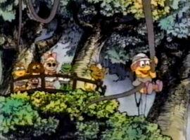 Muppetland Tarzan