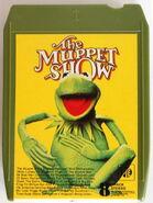 Pye 1977 muppet show album 8-track cassette 1