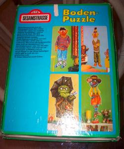 SesamstrasseBodenPuzzle
