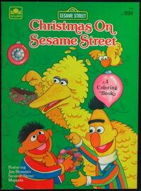 1985 christmas on sesame street 1