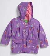 Hatley 2012 raincoat abby cadabby