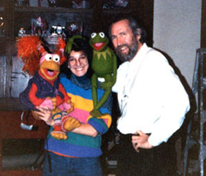 Henson Kermit Red