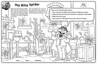 ItsyBitsySpiderSimpleScienceExperiments