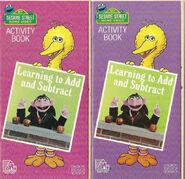 Learning to Add and Subtract booklet 01