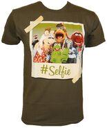 Mighty fine 2015 selfie shirt
