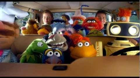 Muppety polski zwiastun