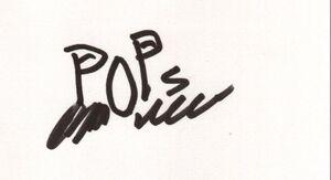 Popsignature